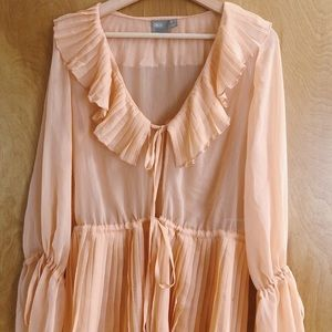 Beautiful blouse ASOS peach